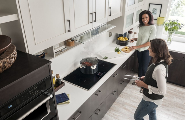 The Benefits Of An Induction Cooktop