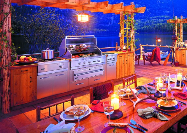 Must-Have Appliances For The Ultimate Outdoor Living Space