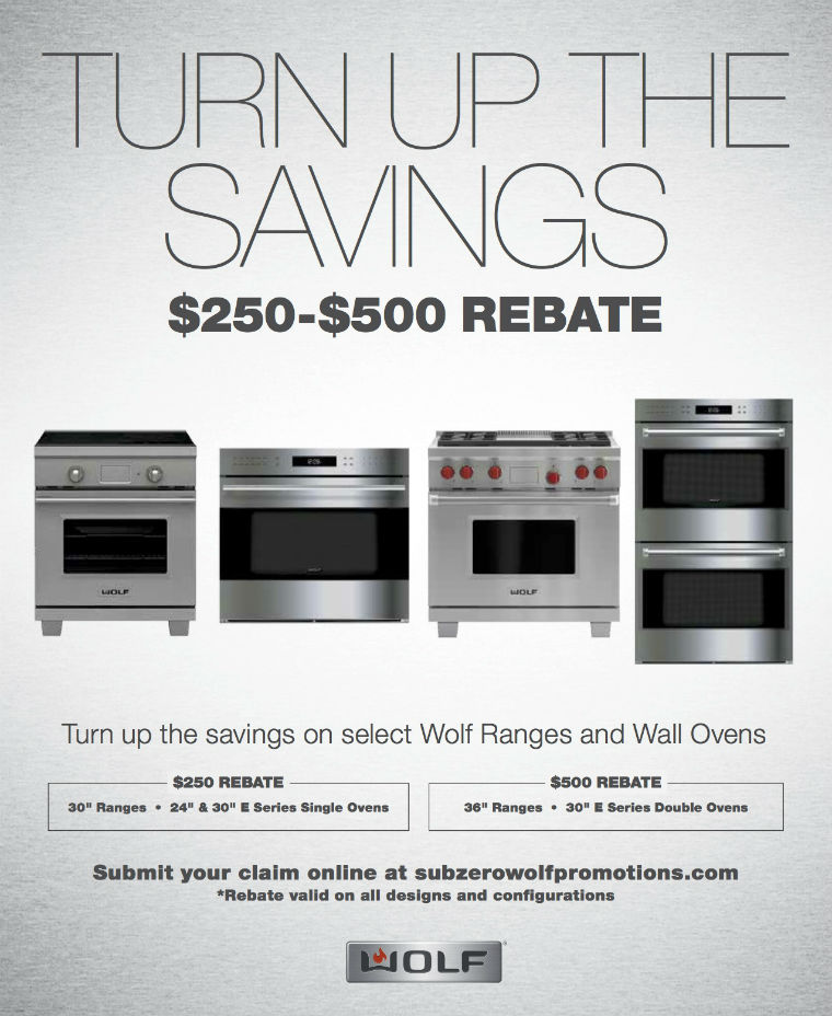 """Universal Appliance And Kitchen Center: Universal Turns Up The Heat With Wolf's """"Turn Up The"""