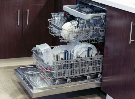 How To Clean Your Dishwasher in 3 Steps