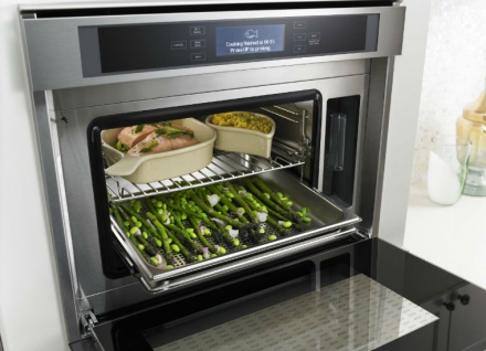 Does Your Kitchen Need A Steam Oven?
