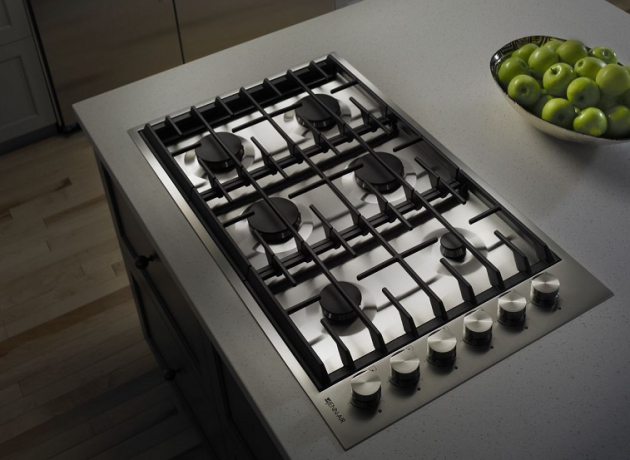 How To Remove Grease From A Gas Cooktop
