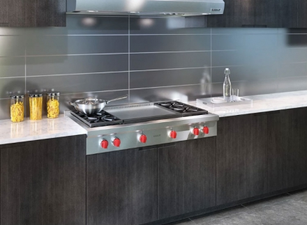 What's The Difference Between a Rangetop & Cooktop?