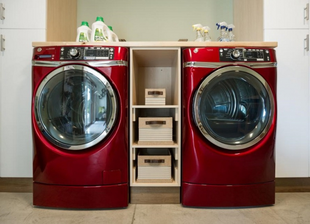 How To Raise The Height of Your Laundry Appliances