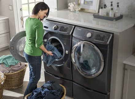 Considerations for Placing Your New Laundry Set