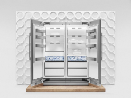Dacor Unveils the First Luxury Porcelain Refrigerator Freezer in the World