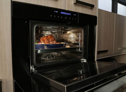 New Sub-Zero Wolf Steam Oven – New and Improved!