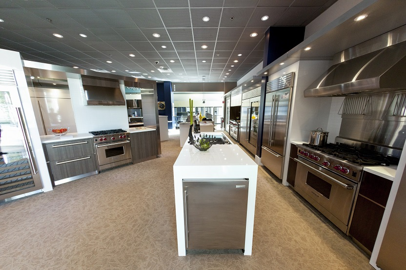 Five Reasons You Should Visit A Kitchen Appliance Showroom