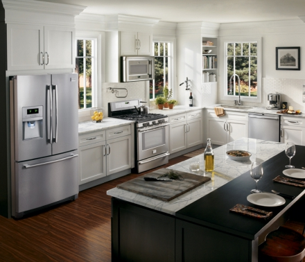 6 Clever Solutions for Appliance Storage
