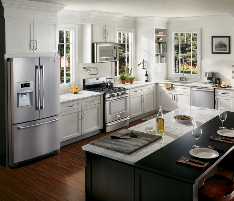 Universal Appliance And Kitchen Center: 6 Clever Solutions For Appliance Storage
