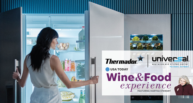 Universal Appliance And Kitchen Center And Thermador To