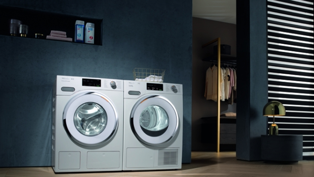 Sanitizing your household wash with the Miele W1 Washing Machine